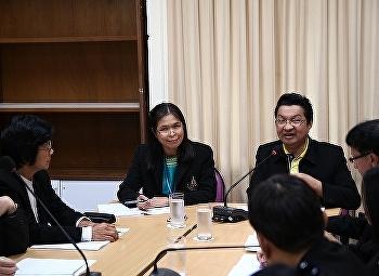 บัณฑิตวิทยาลัยประชุมประธานหลักสูตร อาจารย์ประจำบัณฑิตวิทยาลัย